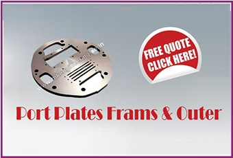 port plates frames manufacturer in ahmedabad