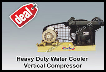 Heavy duty water cooler vertical compresso