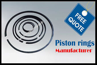 Piston Rings and Rider Rings