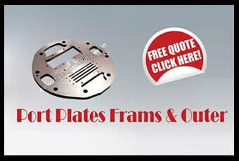 Port Plates Frames
