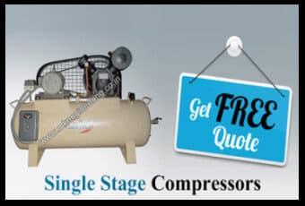 Single Stage Compressor