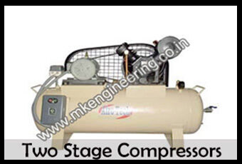 Two-stage-compressor