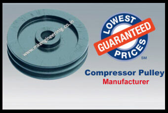 Compressor pulley